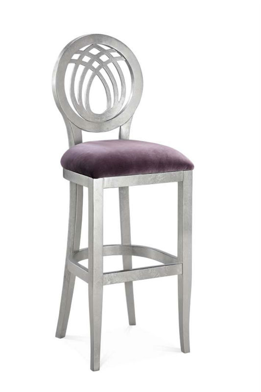 New Classical Silver Bar ChairLeisure Bar Stool High Chair Buy – Bar High Chair