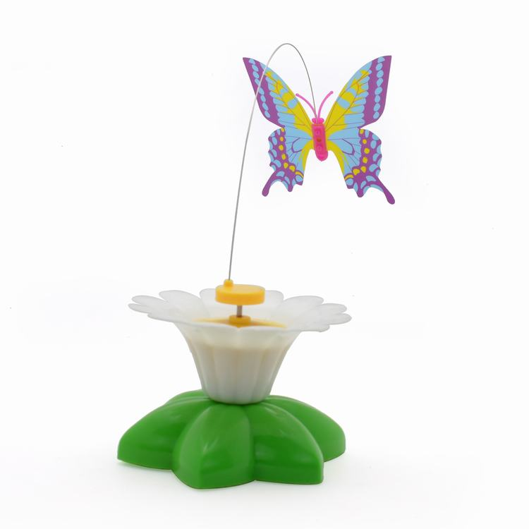 STEM-DIY Qiquan science education experimental model children's toys flying butterfly