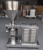 Wenzhou Stainless steel chilli sauce powder mixer/liquid & powder mixer