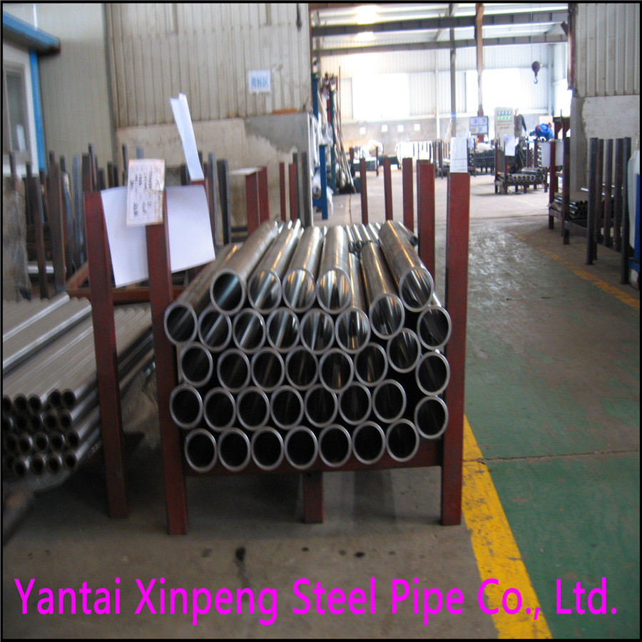 ASTM A179 bks cold drawn seamless tube E355 honed steel pipe