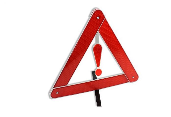 Предупреждающий треугольник штатив парковка автомобилей предупреждающие знаки безопасности светоотражающий знак остановки
