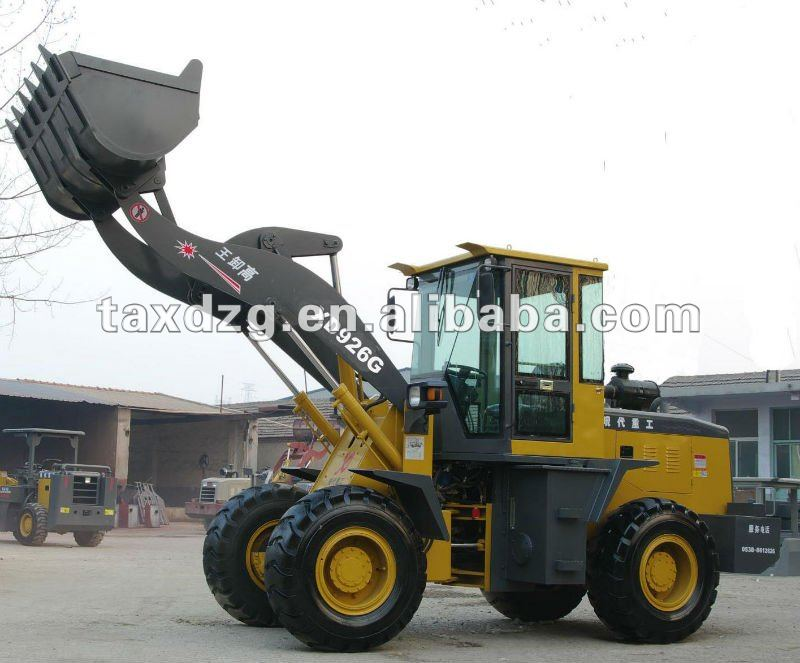 2T 1M3 earthmover with CE for sale