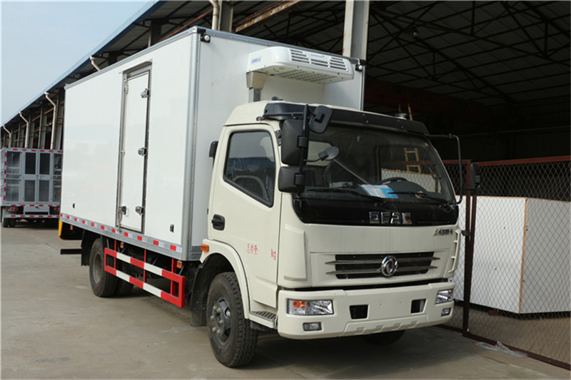 China Customized Freezer Truck Manufacturers, Suppliers
