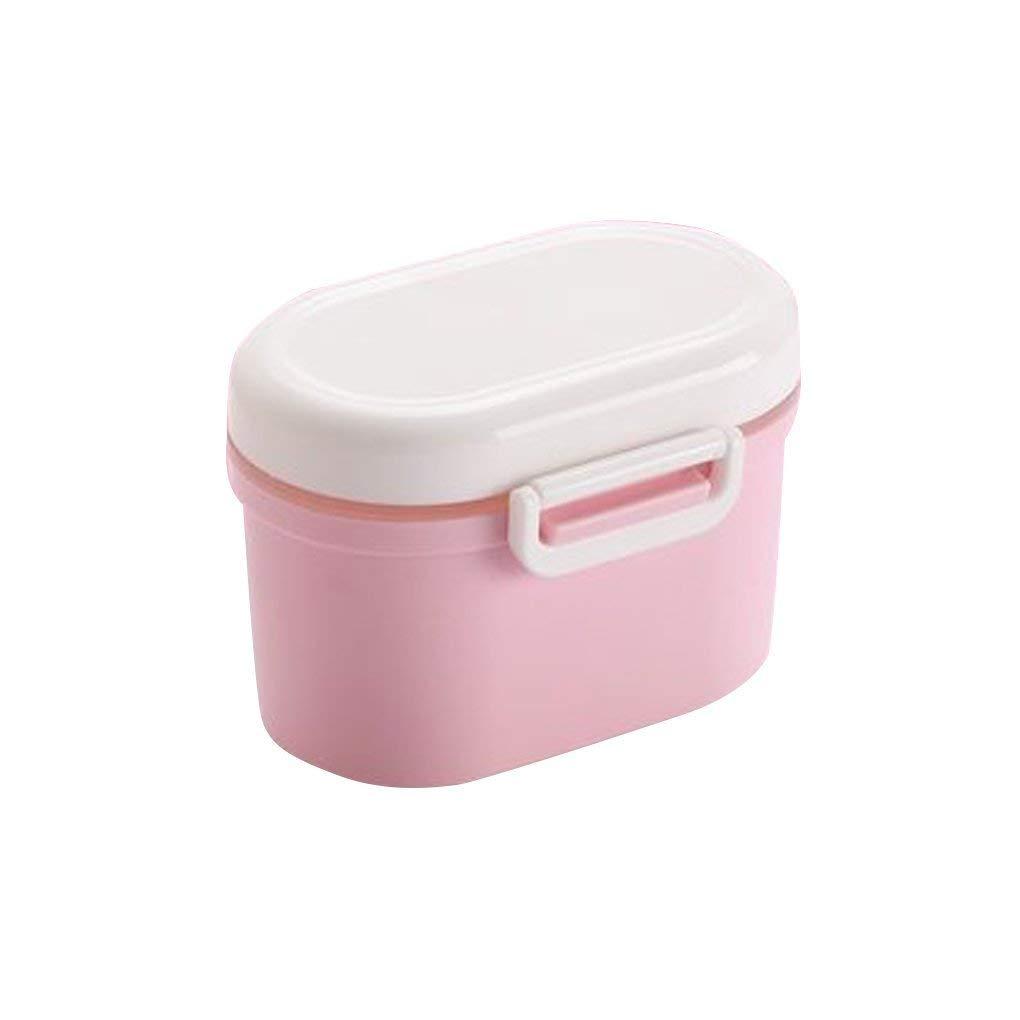 Chilie Baby Milk Powder Container Portable Formula Food Storage Dispenser Infant Sealed Baby Milk Box