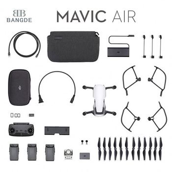 Newest Original Mavic Air Fly More Combo Drone kit with extra battery