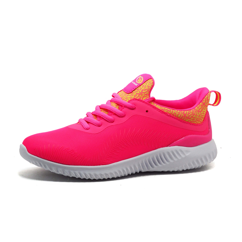 Portable comfort knitting sport fashion running shoes