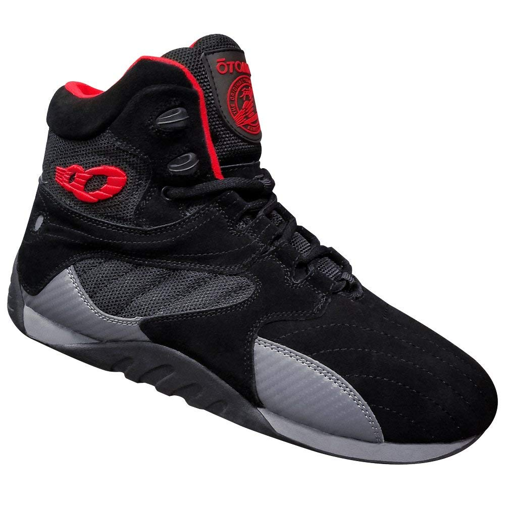 8c53387489ee Get Quotations · Otomix Carbonite Ultimate Trainer Men s Bodybuilding Shoe