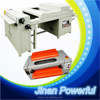Digital UV coating machine, wedding photo album UV glazing machine, UV varnish machine