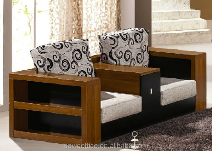Latest Wooden Sofa Designs. Wooden Living Room Furniture Sets Sofa ...
