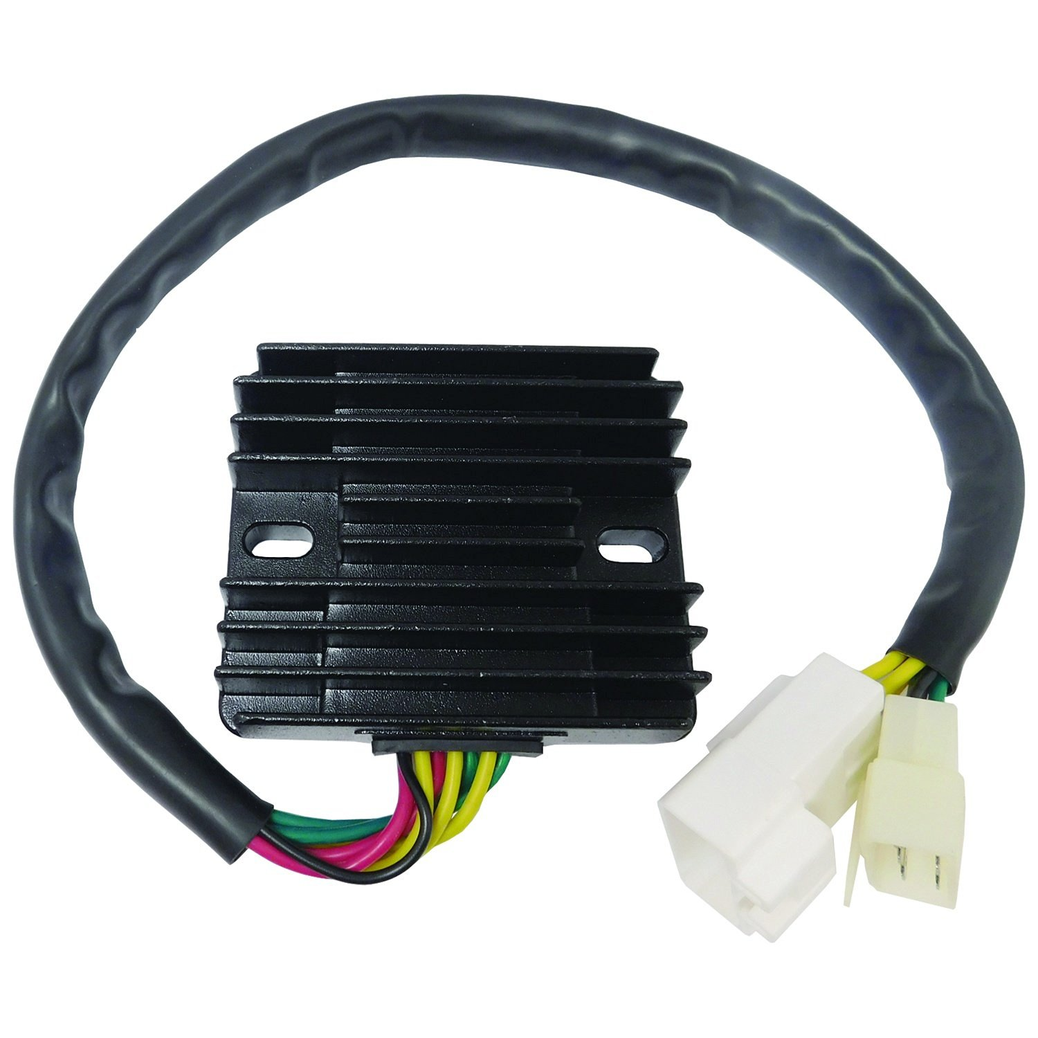 New Voltage Regulator Rectifier For Honda 2002 2003 CBR954RR (CBR900RR) SC50 Replaces 31600-MCJ-750, SH678DA, SH678D