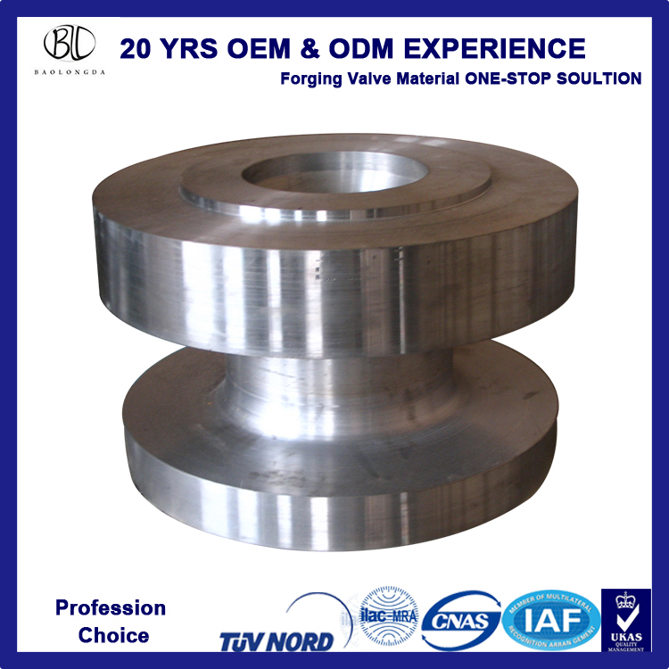 Adaptor of oil Industrial with Rough Free Forging universal flange adaptor