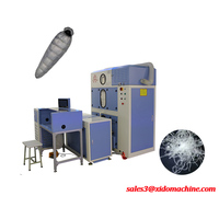 Down Filling Machine for Sleeping Bag Production