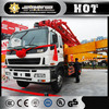 HOT SALE!!!53M SANY Truck mounted used concrete pump trucks sale