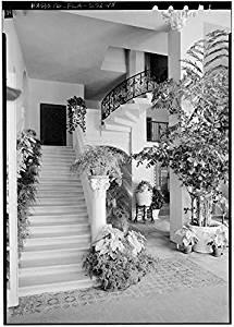 Photo: Everglades Club,Palm Beach,Palm Beach County,Florida,FL,HABS,United States,16
