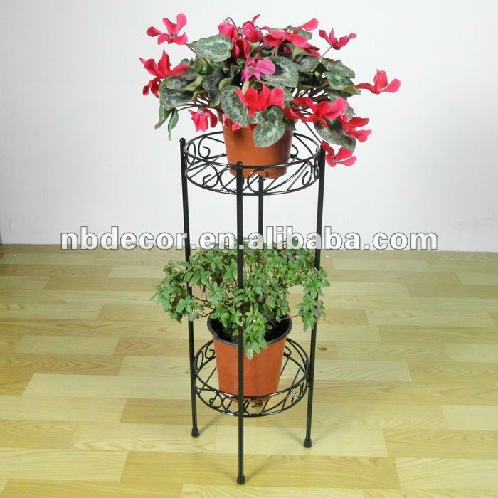 New Design Indoor Flower Pot Stand Buy Indoor Flower Pot Stand