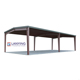 attached japanese flat pack smart carport carpot for car parking