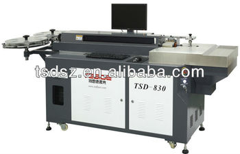 support AutoCAD file TSD-830 automatic blade bending machine, View support  AutoCAD file TSD-830 automatic blade bending machine, TSD Product Details