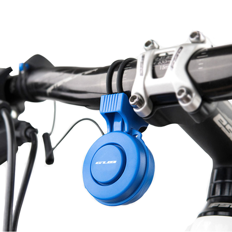 1x Bicycle Bell Road Mountain Bike Mental Plastic Bell Sound Bike Handleb TDER