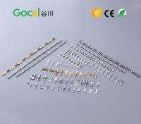 2.8/4.8/6.3mm Male Female Auto Wire Terminal Electrical Terminals Connectors