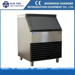 75 kg Ice Cube Machine for Ice Cube Packing Machine