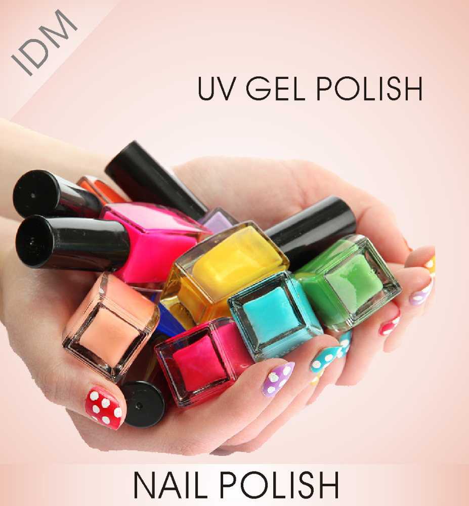 IDM/OEM/OBM/ODM Private Label UV Gel Nail Polish Factory Price Nail Color Best Selling Cosmetic Makeup Made in China 2017 New