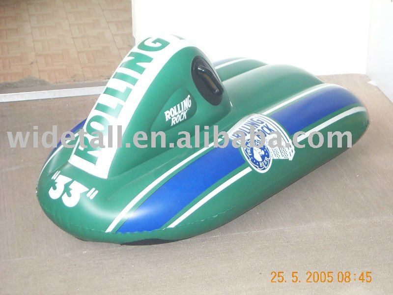 inflatable snow tube inflatable snow sledge inflatable skiing
