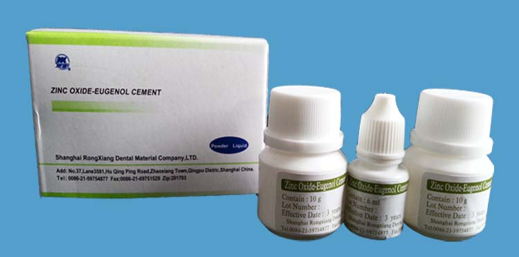 Dental Reinforce Filling Luting Glass Ionomer Cement Type II GIC 2