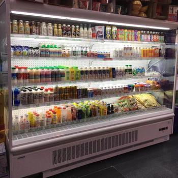 Supermarket Vegetables Storage Fruits