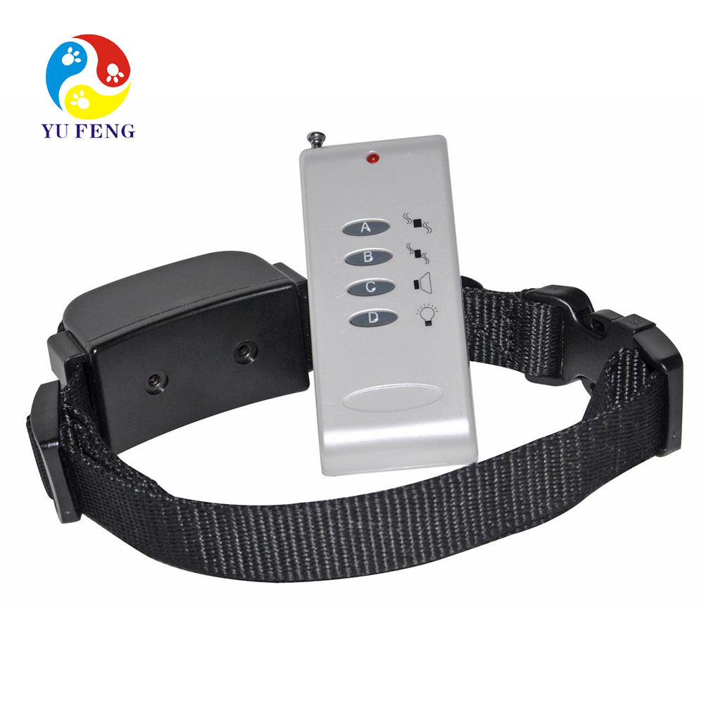 Safety Pet Trainer Vibration Beeper Remote Dog Training Collars