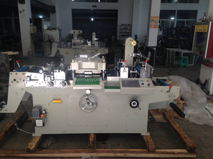 XMY-320B high accuracy roller die cutter