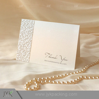 Fold invitation card, thank you card, gift paper card printing