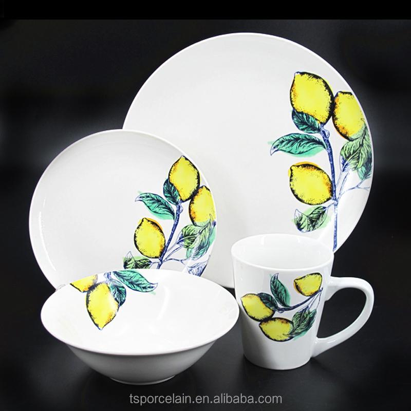 & Lemon Dinnerware Wholesale Dinnerware Suppliers - Alibaba