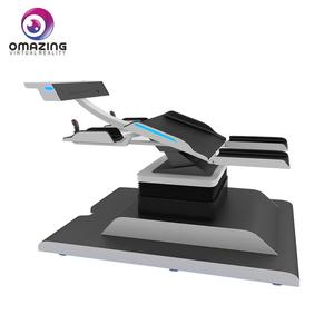 New electrical invention OMAZING full motion flight game simulator