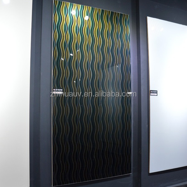 1mm High Gloss Acrylic Film Laminated MDF Veneer Door