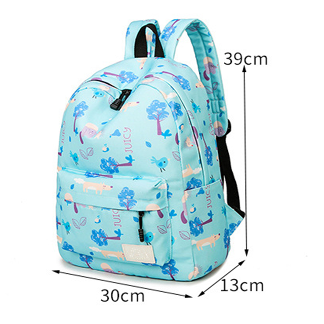 Osgoodway Hot Sale Korean Style Fashion Laptop Stylish College Bags for Girls