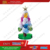 Artificial Color Christmastree with snowing