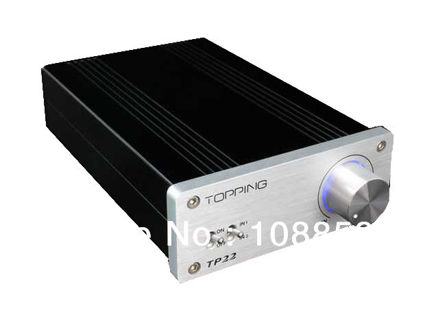Free shipping- NEW version TOPPING TP22 TK2050 Tripath Class T-AMP 2X30W Power Amplifier