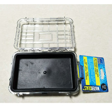 GD1040 transparent small waterproof plastic case surfing case