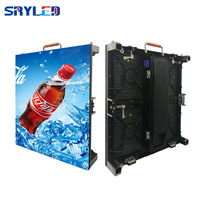 Light Weight Concert Backstage P3.9 Full Color Led Screen Indoor Price