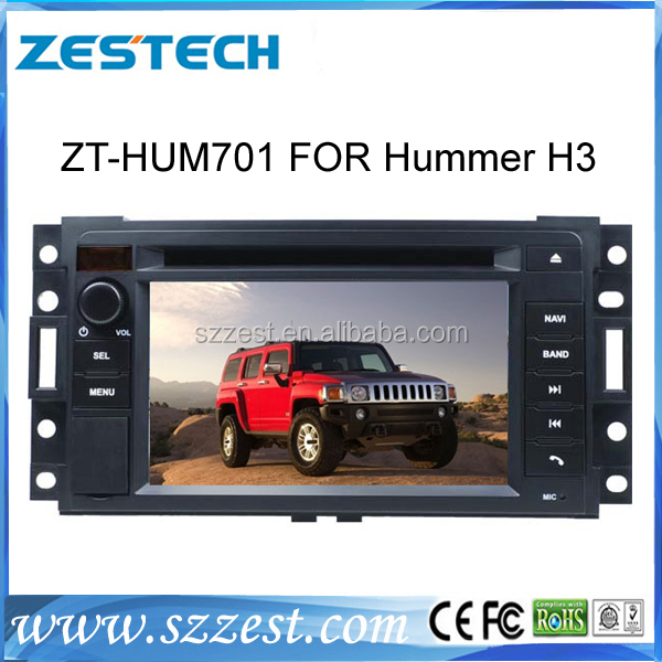 For Hummer H3 Car Radio Best Selling Car Accessories With Dvd ...