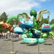 Super Entertainment Games Park Rides Big Octopus Park Equipment Amusement Game Machine
