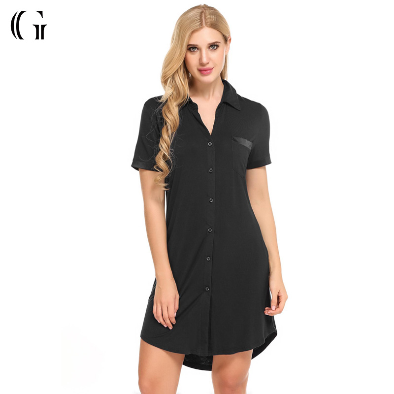50eadf4f75f6eb Finden Sie Hohe Qualität Bambus Nachthemd Hersteller und Bambus Nachthemd  auf Alibaba.com