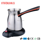 800Watt Turkish Pot,SUS304 electric coffee maker
