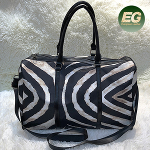 Fashion large size backpack wholesale travel backpack Zebra design bags BK11