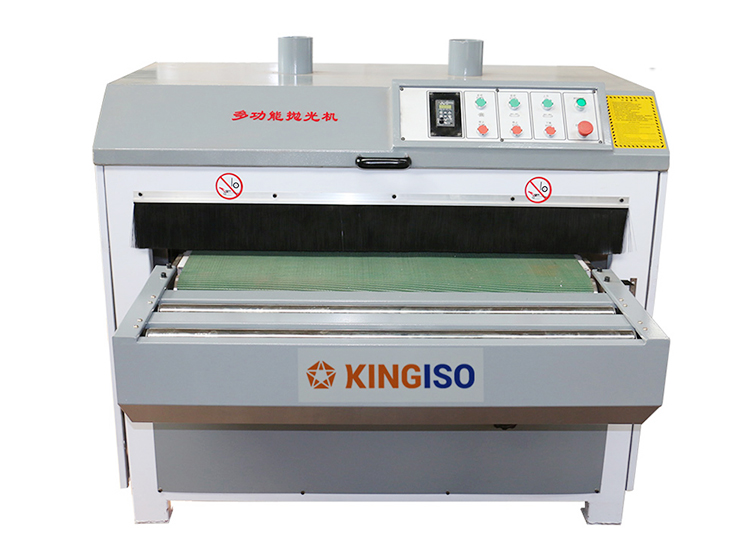 Newest KI600R-R-R-R Drum Sander Machine Woodworking