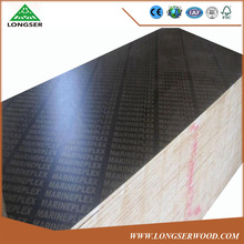 1250*2500mm WBP glue poplar core 25mm thick plywood
