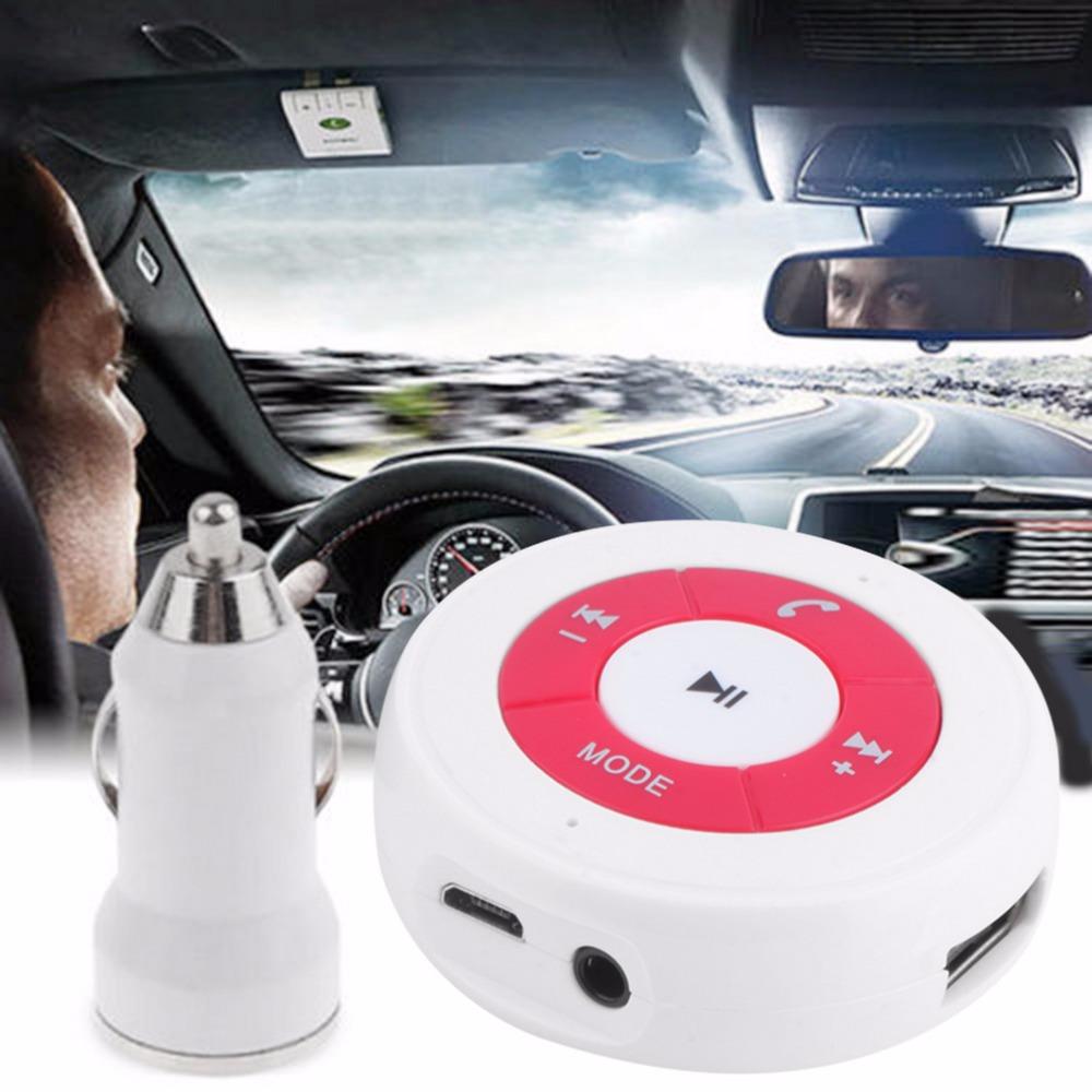 3.5 мм потокового автомобиля A2DP беспроводная связь Bluetooth AUX аудио музыка приемник адаптер беспроводной с микрофоном для телефона MP3 с автомобильное зарядное устройство
