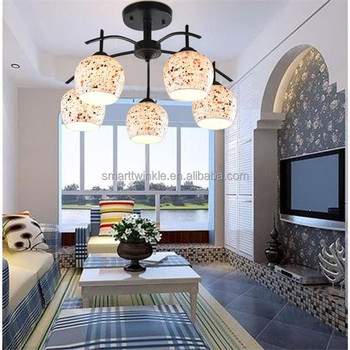 Modern chandelier for high ceilings tiffany glass pendant light modern chandelier for high ceilings tiffany glass pendant light factory price droplight mozeypictures Images