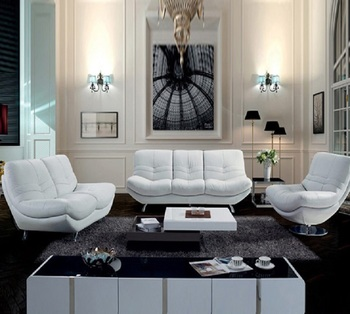 Leather Trend Sectional Sofa Sets