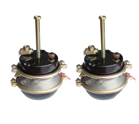 Diaphragm Type Brake Chamber 2424 Double Brake Chamber